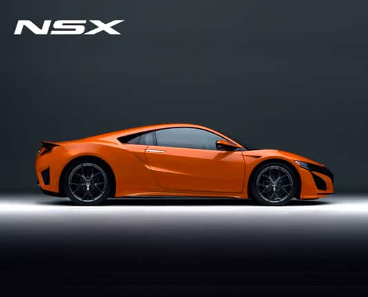 2019 vehicle tile pass profile nsx with bkgd
